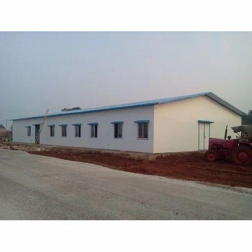 Prefabricated Work Site Camp