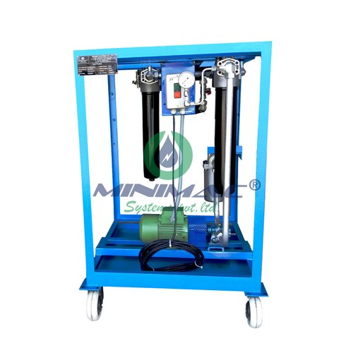 Oil Cleaning Machine