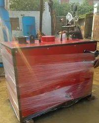 Mild Steel Steam Boiler, For Multi, Weight: 500 Kg Approskewx