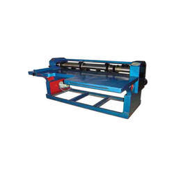 Cutting & Creasing Machine