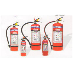 ABC Powder Type Fire Extinguishers