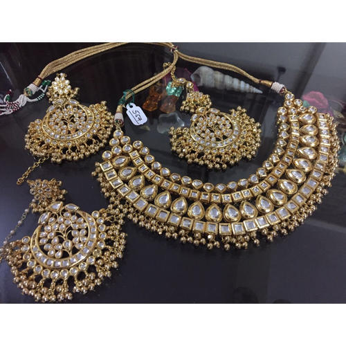 Fashion Gold Plated Necklace Jewelry Set Gold Plated Jewellery