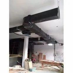 V5 Mild Steel Office HVAC Air Duct
