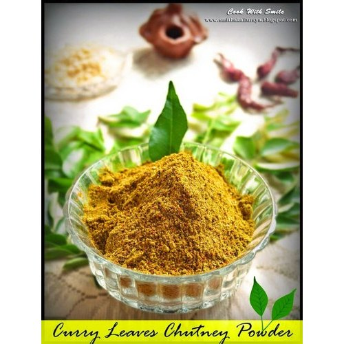 HIBA Curry Leaf Powder, Leaves, Packaging Type: Packet