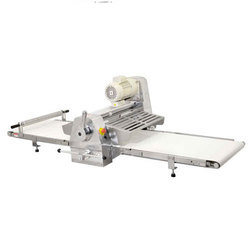 Stainless Steel Table Top Dough Sheeter