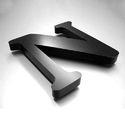 Aluminium 3D Letters