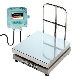 Flame Proof Platform Scale