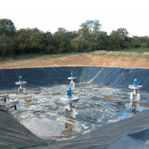 Water Treatment Equipments Floating Aerator Manufacturer