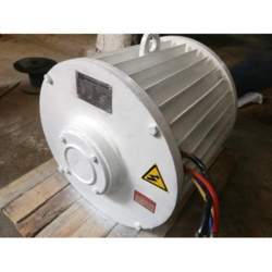 Low Speed Permanent Magnet Alternator