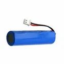 2.6ah 3.7v 18650 Rechargeable Lithium Ion Battery, Battery Type: Lithium-ion, 150g