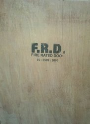 Fire Retardant Doors Frd