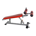 Welcare Black Adjustable Ab Board Machine For Commercial
