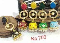 Duzhi Meena Earring