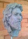 Face Statue Cement Sculpture Images