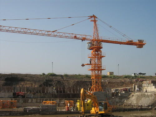 Tower Cranes (Internal & External) - SA Syncon