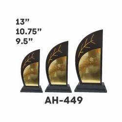 AH - 449 Wooden Trophy