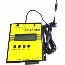 Solar Plant Remote Monitoring System