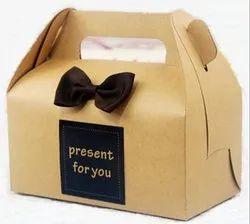 Fancy Cake Box
