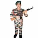 Marble Soldier Statue