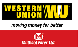 Western Union-receive Money From Abroad