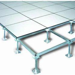 Stainless Steel False Flooring Service