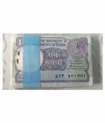 1 Rupee Serial Notes