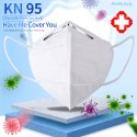 KN95 Anti-Bacterial Extra Air Series Protective Lab Tested Face Mask