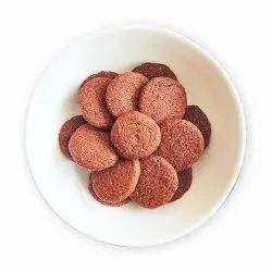 Sugar Free Chocolate Hazelnut Chewy Cookies