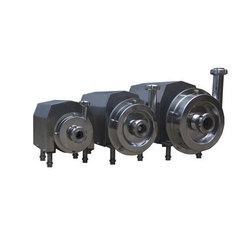 Hygienic Centrifugal Pump, Electric