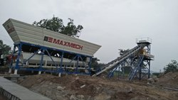 MCP-60 High Capacity Concrete Batching Plant