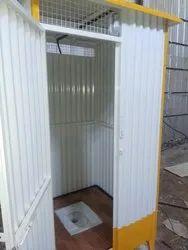 PPGI Portable Toilet Cabin