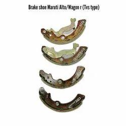 Maruti Alto/Wagon R TVS Type Car Brake Shoe