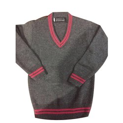 Winter Woolen Full Sleeves School Sweater