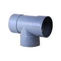 Pvc Tee, Structure Pipe And Gas Pipe