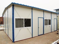 FRP Prefabricated Houses