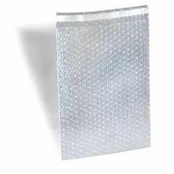 Transparent Rectangular Air Bubble Bag