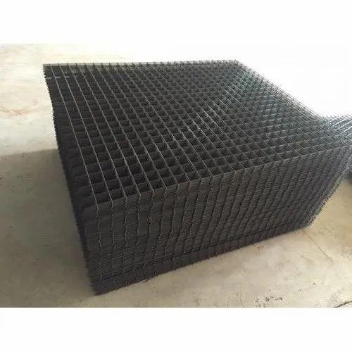 Mild Steel Welded Mesh Panel