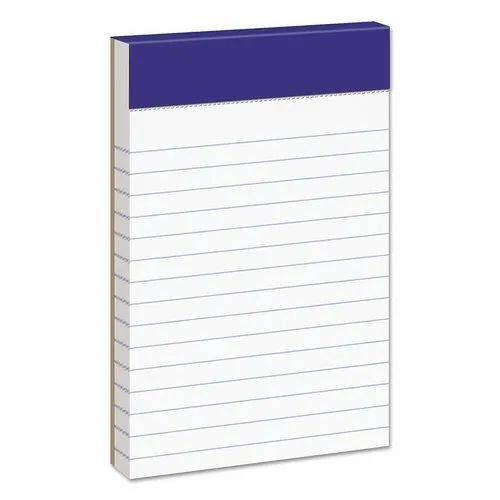 Paper Office Writing Notepad