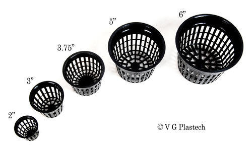 Hydroponic Unbreakable Round Net Pot