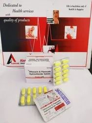 Ofloxacin And Flavoxate Hcl Tablets