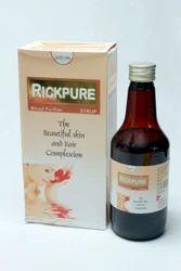 Rickpure  Ayurveda Blood Purifier Syrup