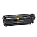 Black Neha Laser Printer Toner Cartridge, For Copier Printing Machine