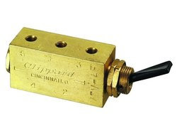 MTV-4F Clippard Toggle Valve