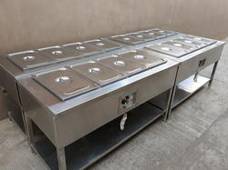 Stainless Steel Electric Food Warmer