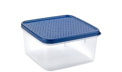 Plastic Square Container 1600 ml