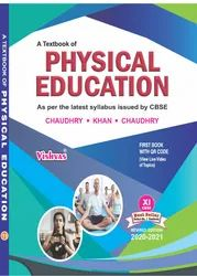 16-18 Chaudhry And Khan Physical Education Textbook 11 CBSE, Senior Secondary Stage