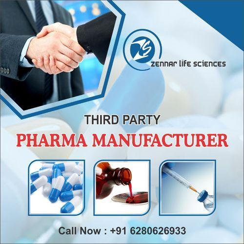 Pharmaceutical Third Party Manufacturer Of Capsules