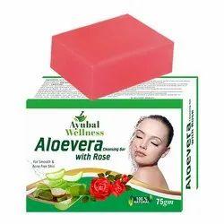Aloevara Rose Soap