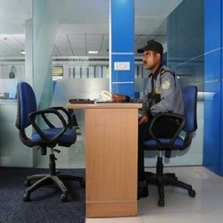 Corporate Male Office Security Services