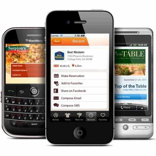 Mobile Web Designing Service Mobile Website Designing Services Dotcom Services India Private Limited Mumbai Id 14980015130